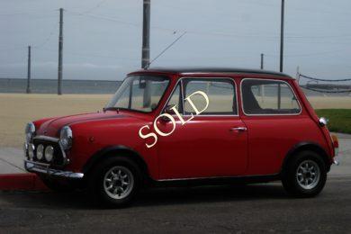 1972 Mini Cooper 1300 Innocenti