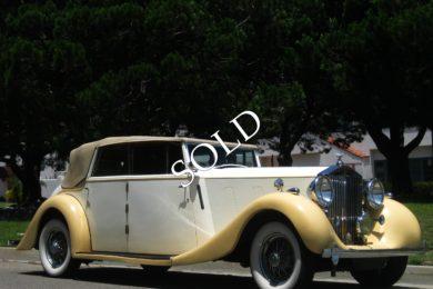 1936 Phantom Rolls Royce III