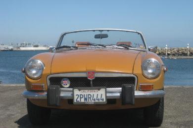 1974 MGB Roadster