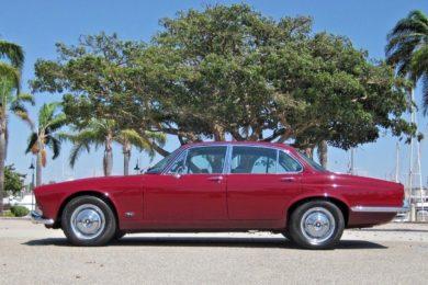 1971 Jaguar Series 1  XJ6