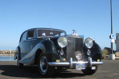 1953 Rolls Royce Silver Wraith
