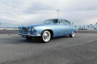 1963 Jaguar MK10