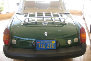 1979 MGB Roadster